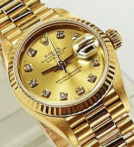Schoene-Rolex-Lady-Datejust-Ref-79178-mit-Diamantzifferblatt