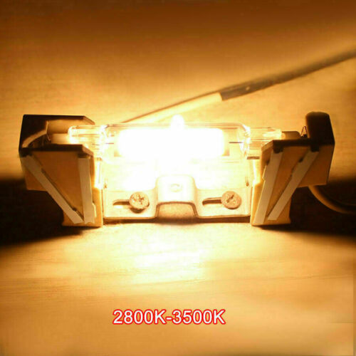 Dimmable LED COB R7s Floodlight Bulbs 78mm 118mm Lamp Replace 25W Halogen Light
