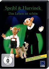 DVD: Spejbl & Hurvínek, die beliebten Prager Marionetten - Das Leben ist schön!