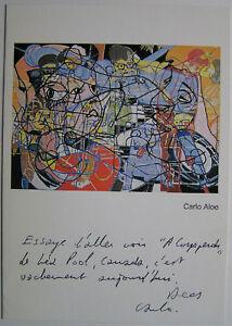 Carlo-Aloe-Cartoncino-D-Invito-1989