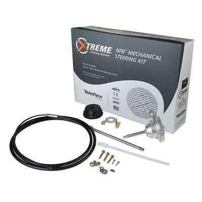 SeaStar SSX17624 Xtreme NFB 4.2 Rotary 24ft Outboard Steering Kit Teleflex