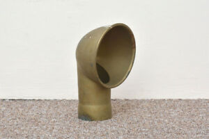 boat-vent-old-brass-funnel-vintage-boat-air-scoop-dorade-vent-FREE-DELIVERY