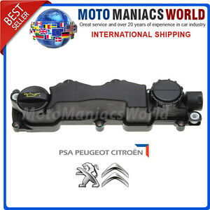 PEUGEOT 206 207 3008 307 308 407 5008 EXPERT PARTNER 1.6 HDI Cylinder Head Cover