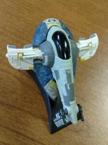 Star Wars Titanium Series Diecast Mini Slave 1 Jango Fett Paint