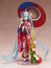 Anime new Miku-Kimono -1/6 auction Figure,Figurine Toys, 23cm new in box!