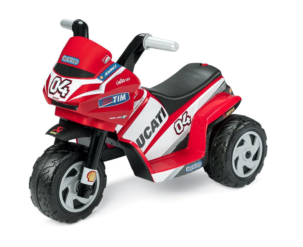 Mini ducati dovizioso moto electric motorbike motorrad battery peg perego MD0005