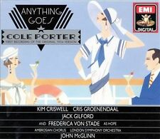 Cole Porter, Kim Criswell, Bruce, Anything Goes (1988 Studio Cast) - Cole Porter
