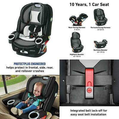 Graco 4Ever Dlx 4 In 1 Car Seat | Infant To Toddler Car ...