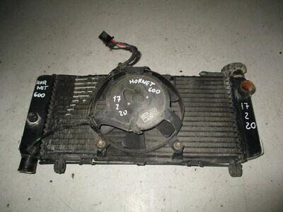 Radiatore acqua per Honda Hornet 600 07-13 Raffreddatore dacqua