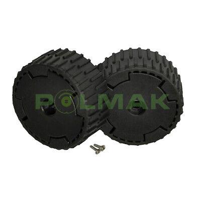 Irobot Scooba 450 Serie Ruote di Scorta Pneumatici Confezione da 2