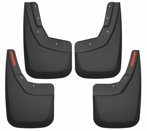 Husky Mud Guards 2015-2018 Chevrolet Silverado 1500 2500 3500 Mud Flap Set