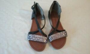 Rampage-women-039-s-sandals-size-8
