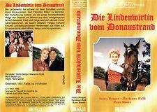 (VHS) Die Lindenwirtin vom Donaustrand - Marianne Hold, Claus Holm, Hans Moser