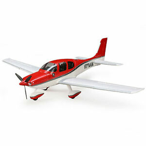 E-flite UMX Cirrus SR22T Bind N Fly Basic with AS3X and SAFE Select 732mm