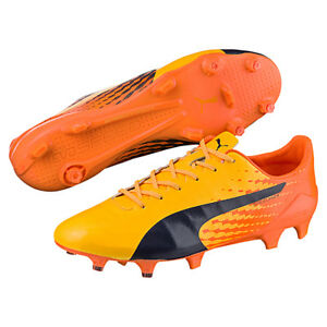 Puma-Football-Boots-Evospeed-17-Sl-S-Fg-Football-Men-039-s-104010-04