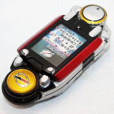 Bandai Boukenger Accellular Power Rangers Operation Overdrive Tracker Morpher