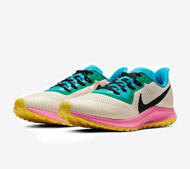 Size 11.5 - Nike Air Zoom Pegasus 36 Trail Light Orewood Brown for ...