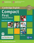 Compact First Student's Book with Answers with CD-ROM with Testbank by Peter May (Mixed media product, 2015)