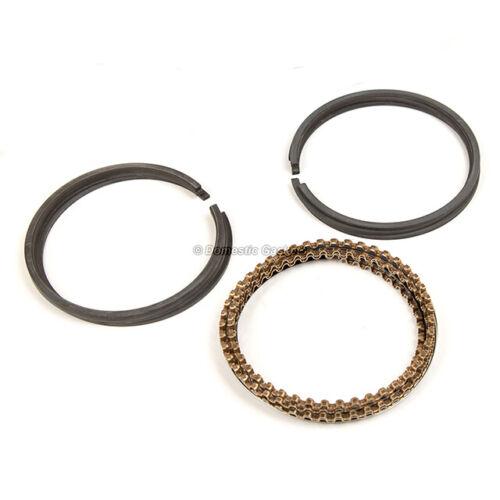 Fit 01-05 Honda Civic Main Rod Bearing Piston Rings Set D17A1 D17A2 D17A6 D17A7