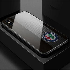 Details about Premium Alfa Romeo Logo Symbol Car Case Cover for iPhone Samsung Huawei