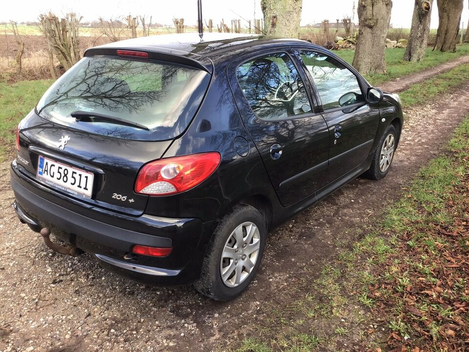 Peugeot 206+, 1,4 HDi 70 Comfort+, Diesel