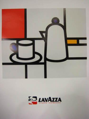Lavazza Cafe des Arts Limited Edition Vintage Poster