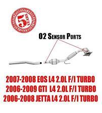 Catalytic Converter Volkswagen Eos 07-09 GTI 06-09 Jetta 06-10 2.0L Turbo ONLY