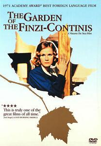The-Garden-Of-The-Finzi-Continis-DVD-1970-Italian-Movie-ENGLISH-SUBS-RARE