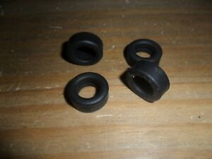 Scalextric-4-new-grippy-slick-car-tyres-tires-Pontiac-Chevrolet-Nascar-etc
