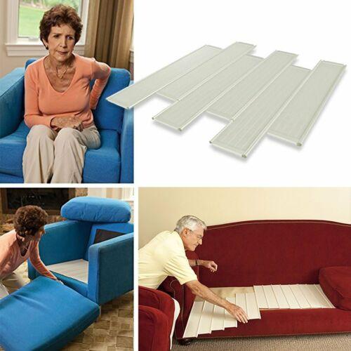 6pcs Savers Sagging Sofa Chair Couch Cushion Support Repair Panels Fix GAB KW
