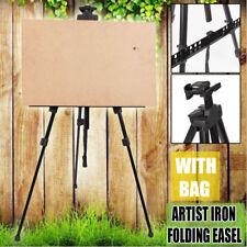 White Board Artist Telescopic Field Studio Painting Easel Tripod Display St T7S2