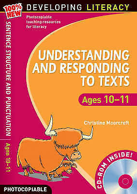 1 of 1 - Understanding and Responding to Texts: For Ages 10-11 (100% New Developing Liter