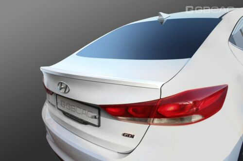 Rear Spoiler Garnish Cover G115 6-Color-Option 1EA for Hyundai Elantra 2017~2018