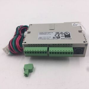 Details about Delta PLC 14 point 8DI 6DO Relay Standard 24VDC DVP14SS211R  with Program Cable