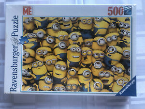Despicable Me 500 Piece Jigsaw Puzzle - Brand New
