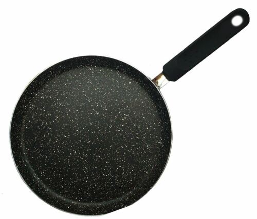 TRI-STAR PREMIUM MARBLE COATING HOT PLATE TAWA WITH INDUCTION BASE 30CM