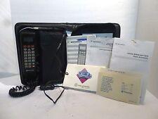 Vintage Motorola SCN2462A Portable DC Mobile Cellular Car Phone Bag: Florida