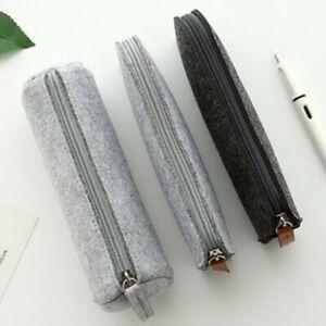 Felt-School-Pencil-Case-Fabric-For-Girl-amp-Boy-Supplies-Stationery-Office-Pen-Bag