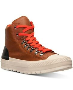 Converse Chuck Taylor All Star Street Sneaker Boots In Tan