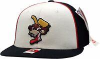 Lobos De Arecibo Fitted Hat 7 1/4 Backtrax Puerto Rico Winter League 11720