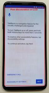 LG-V30-Plus-LS998-128GB-Black-Sprint-LCD-Flaw-Mint-Condition