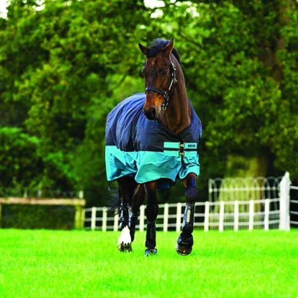 Horseware amigo millones 200g invierno manta lluvia manta outdoordecke stalldecke pferdo 24