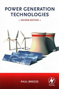 Power-Generation-Technologies-by-Breeze-Paul-NEW-Book-FREE-amp-Fast-Delivery