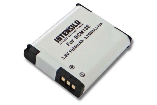 BATTERY 1050mAh 3.6V FOR Panasonic Lumix DMC-FT5 DMC-TS5 DMC-TZ40 DMC-TZ41
