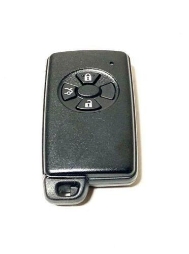 Toyota Axio Allion Premio 3 Button smart Key Keyless RHD OEM JDM