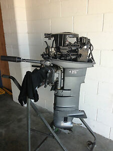 Details about 25hp Mercury Mariner Outboard Parts