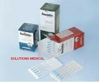 Acupuncture Needles 100/box Hwato Ultraclean 25 X 50mm