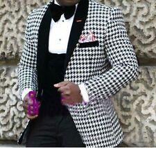 abiti da cerimonia uomo 3 Pezzi abito sposo uomo abito completo abiti da sera