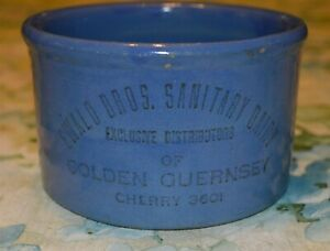 Antique-Ewald-Brothers-Dairy-Minneapolis-Butter-Blue-Crock
