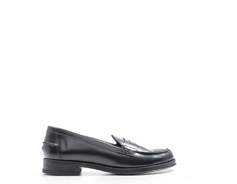 Schuhe AEROSOLES Frau schwarz Naturleder PUSHUPS